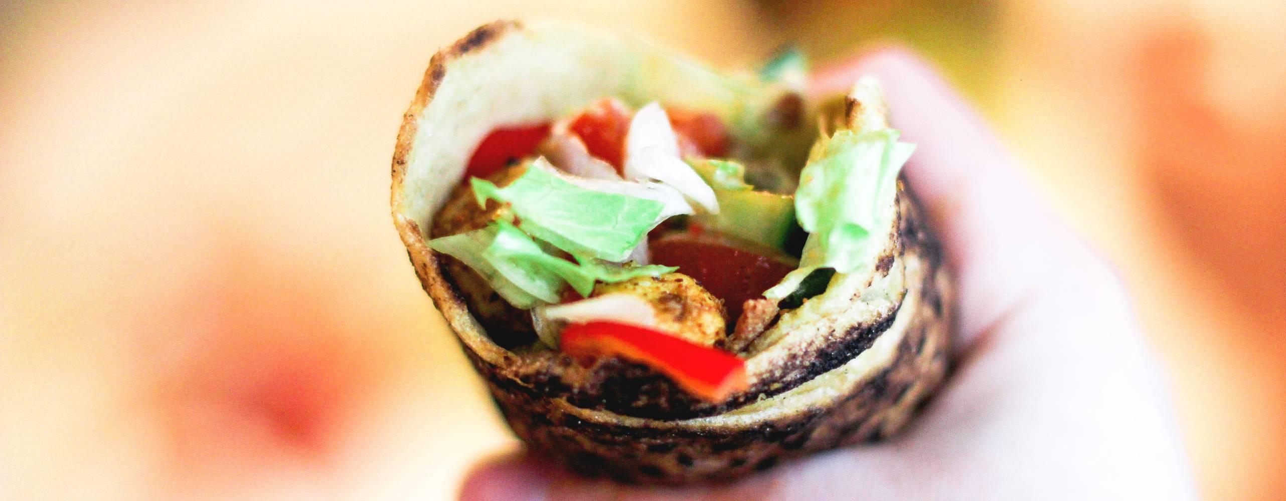 glutenfritt tortillabröd recept