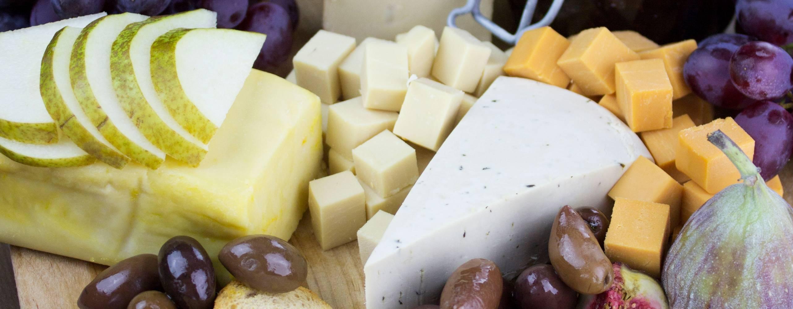 vegansk ost som smälter